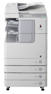 imageRUNNER 2530i with finisher